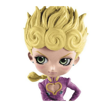 Jojo's Bizarre Adventure Golden Wing - Figurine Giorno GiovannaQ Posket Ver A image