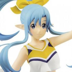 Sword Art Online Memory Defrag - Figurine Asuna Cheerleader EXQ Figure