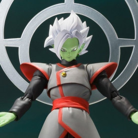 Dragon Ball Super - Figurine Zamasu - Potara - S.H. Figuarts