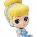 Disney Characters - Figurine Cendrillon Q Posket Ver.A