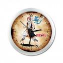 Fairy Tail - Horloge Murale Natsu & Happy