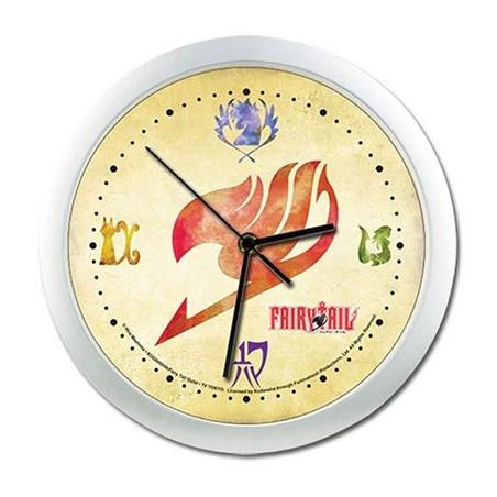 Fairy Tail - Horloge Murale Guildes de Fairy Tail image
