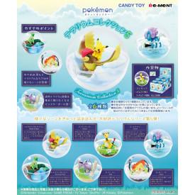 Pokemon - Pikachu & Roucoups Pokéball Terrarium Vol.5