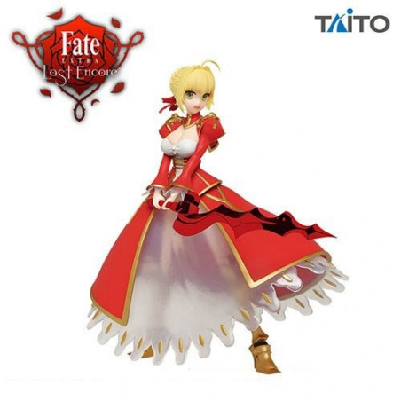 Fate Stay Night - Figurine Saber EXTRA