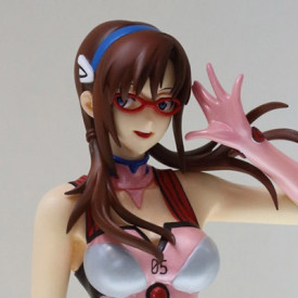 Evangelion - Figurine Makinami Mari Illustrious PM Figure Race Queen Ver
