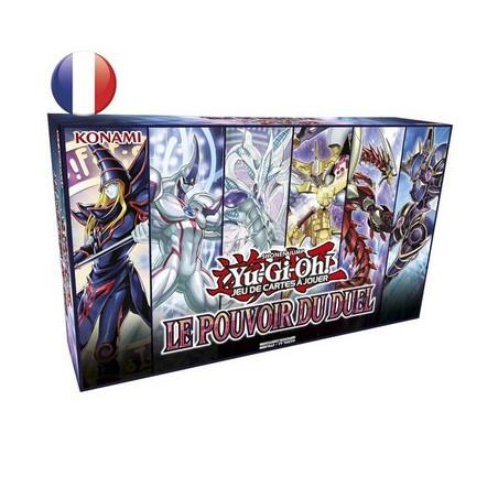 Yu-Gi-Oh! - Coffret Le Pouvoir Du Duel image