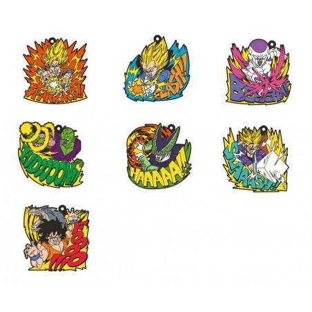 Dragon Ball Z - Strap Sangoku SSJ Rubber