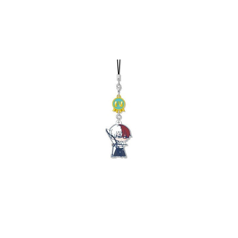 My Hero Academia - Strap Todoroki Shoto Yura Yura Charm Collection