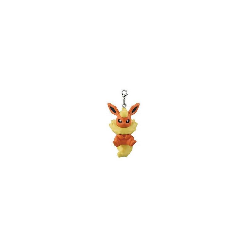 Pokémon - Strap Figurine Pyroli Pocket Monsters Sun & Moon Special Evoli