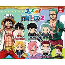 One Piece - Figurine Monkey D Luffy Kore Chara Vol 2