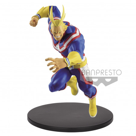 My Hero Academia - Figurine All Might The Amazing Heroes Vol.5