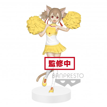 Sword Art Online Memory Defrag - Figurine Silica Hooray Love Cheers EXQ Figure
