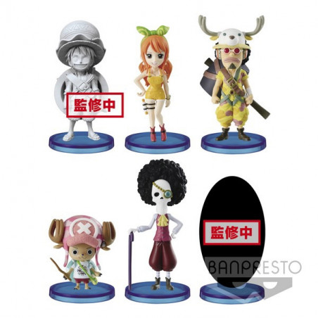 One Piece - Pack WCF One Piece Stampede Movie Vol 1 image