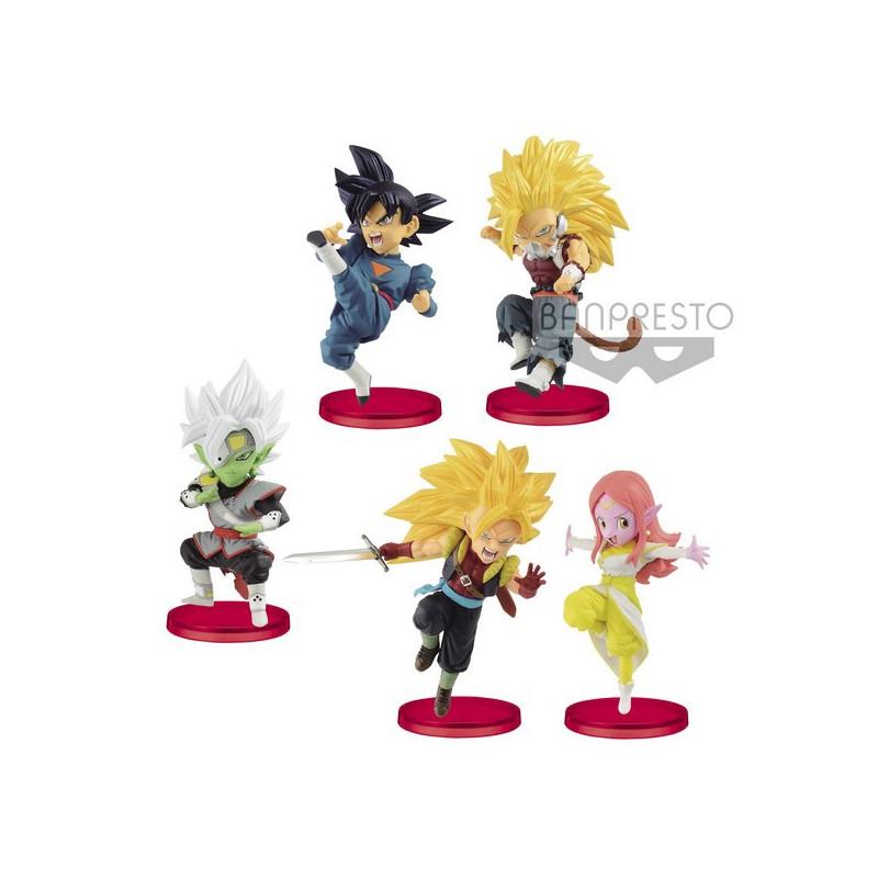 Super Dragon Ball Heroes - Pack WCF Super Dragon Ball Heroes Vol.7