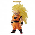 Dragon Ball Z - Figurine Sangoku SSJ 3 Dragon Ball Adverge Vol.10