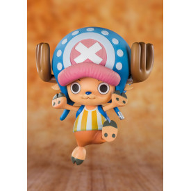 One Piece - Figurine Tony Tony Chopper L'Amoureux des Barbes à Papa Figuarts Zero