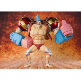 """One Piece - Figurine Franky """"Le Cyborg"""" Figuarts Zero"""