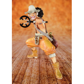 "One Piece - Figurine Usopp ""Sniper King"" Figuarts Zero"