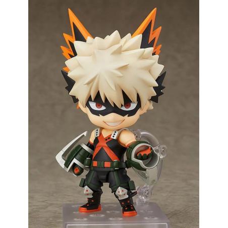 My Hero Academia - Figurine Katsuki Bakugo Hero's Edition Nendoroid