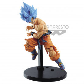 Dragon Ball Super - Figurine Sangoku SSGSS Kamehameha Tag Fighters