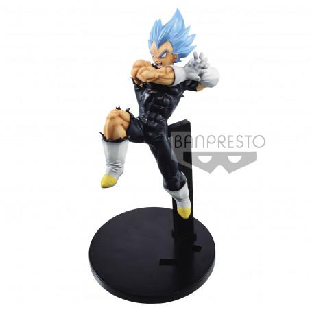Dragon Ball Super - Figurine Vegeta SSGSS Galick Gun Tag Fighters