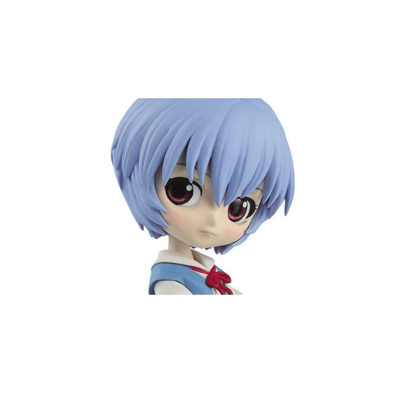 Evangelion - Figurine Ayanami Rei Q Posket Ver. A