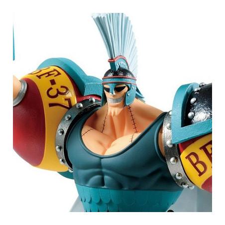 One Piece - Figurine Franky Stampede Movie image
