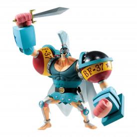 One Piece - Figurine Franky Stampede Movie