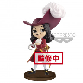 Disney Characters - Figurine Capitain Crochet Q Posket Petit Vilain II