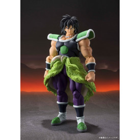 Dragon Ball Super - Figurine Broly Super S.H. Figuarts