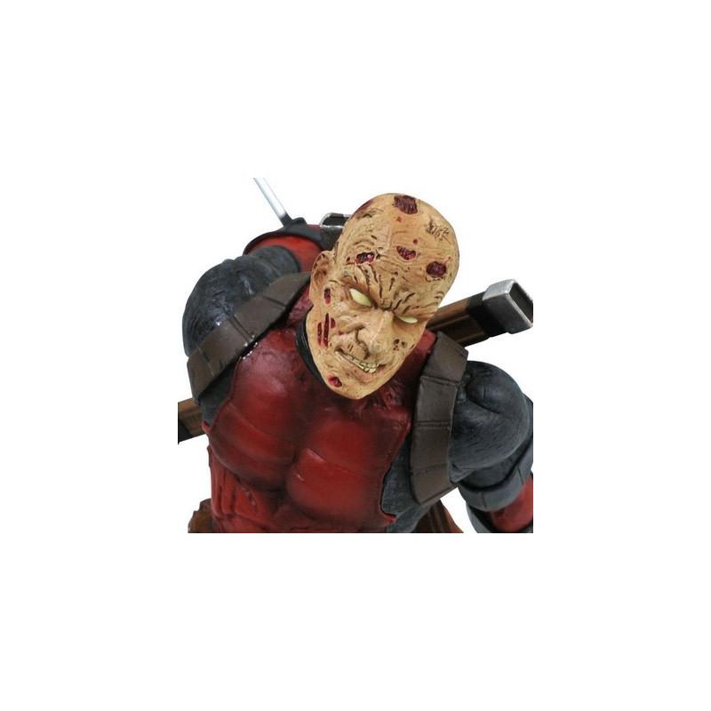 Deadpool - Figurine DeadpoolUnmasked Marvel Gallery