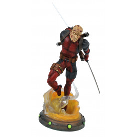 Deadpool - Figurine Deadpool Unmasked Marvel Gallery