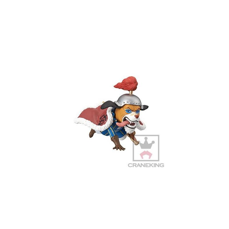 One Piece - Figurine Inuarashi WCF Oriental Zodiac Vol.2