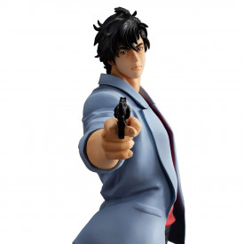 City Hunter - Figurine Saeba Ryo & Makimura Kaori G.E.M. Series