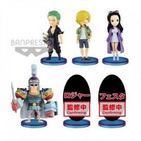 One Piece - Pack WCF One Piece Stampede Movie Vol 2