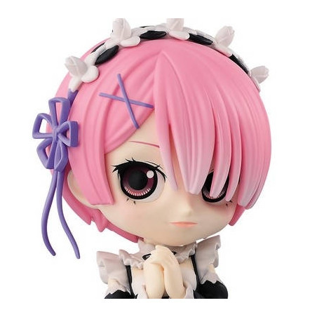 Re:Zero - Starting Life in Another World - Figurine Ram Q Posket Ver A. image