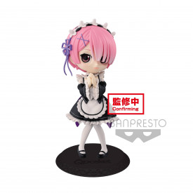 Re:Zero - Starting Life in Another World - Figurine Ram Q Posket Ver A.