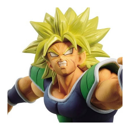 Dragon Ball Super - Figurine Broly SSJ Match Makers image