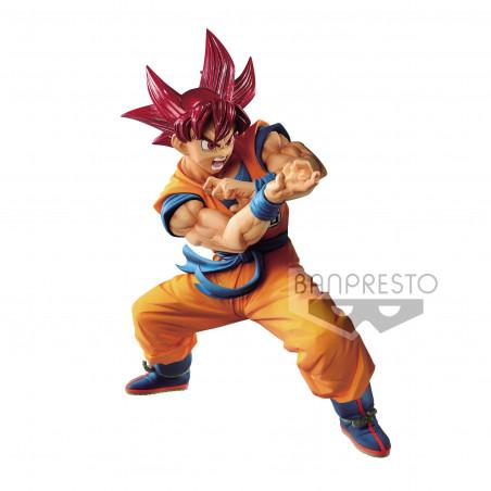Dragon Ball Super - Figurine Sangoku SSJ God Blood of Saiyans Special VI
