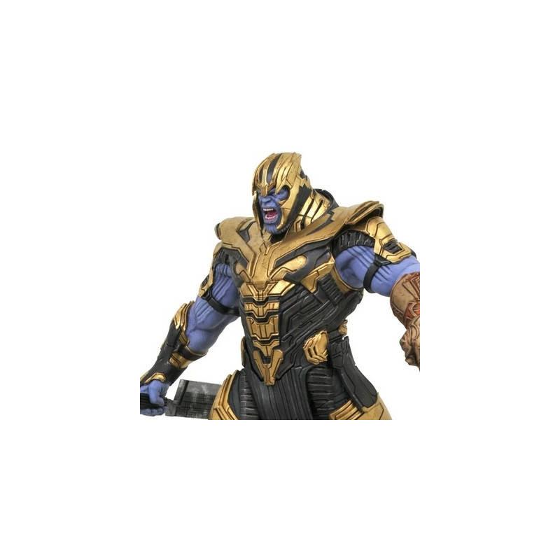Avengers Endgame - Figurine Thanos Armored Marvel Movie Milestones