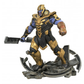 Avengers Endgame - Figurine Thanos Armored Marvel Movie Milestones