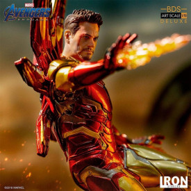 Statue Iron Man Mark85 BDS Art Scale Deluxe Edition 1/10