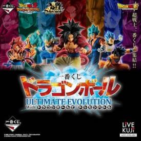 Ticket Dragon Ball Ultimate Evolution With Dragon Ball Z Dokkan Battle Ichiban Kuji