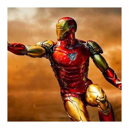 Avengers Endgame - Statue Iron Man Mark85 BDS Art Scale 1/10 image