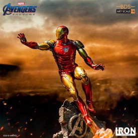 Avengers Endgame - Statue Iron Man Mark85 BDS Art Scale 1/10