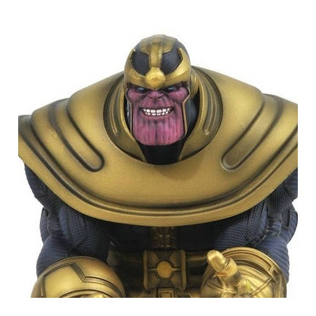 Avengers - Figurine Thanos Comic Book Marvel Gallery image