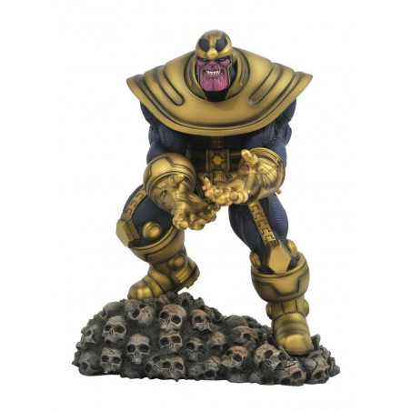 Avengers - Figurine Thanos Comic Book Marvel Gallery