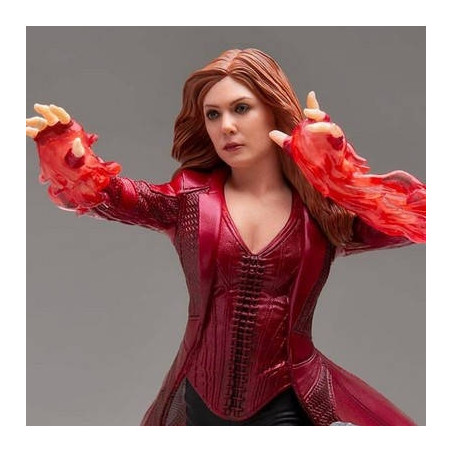 Avengers Endgame - Statue Scarlet Witch BDS Art Scale1/10 image