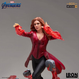 Avengers Endgame - Statue Scarlet Witch BDS Art Scale 1/10