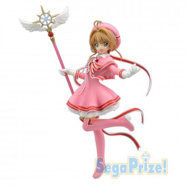 Sakura Cardcaptor - Figurine Kinomoto Sakura Honey Final Form DXF figure